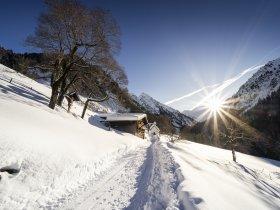 Winter in Gerstruben
