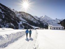 Wandern im Winter