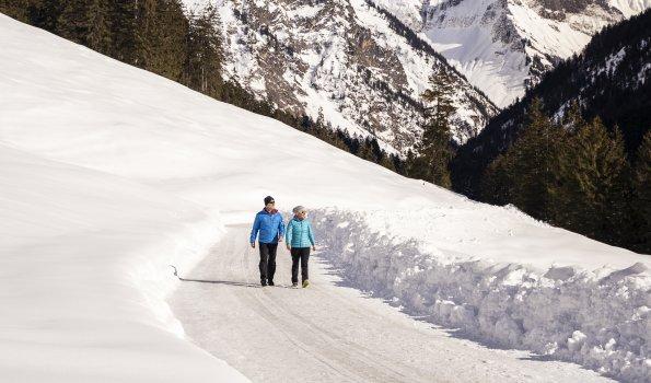 Winterwanderung ins Oytal