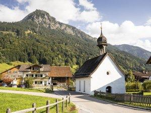 Kapelle in Rubi
