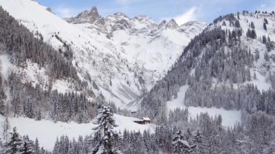 Winterwanderung nach Einödsbach