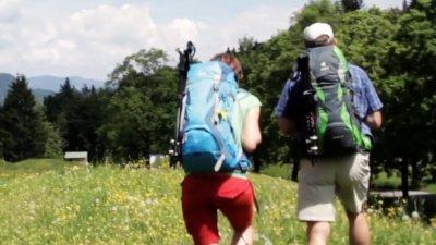 Film: Packtipps Rucksack Wandern / Tagestour