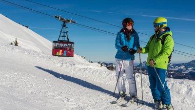 Film Nachbarschaft - Winter bei den OBERSTDORF · KLEINWALSERTAL Bergbahnen