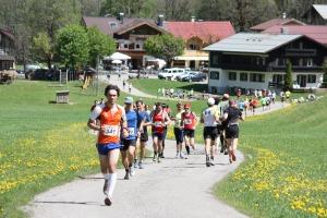 Laufen in Oberstdorf