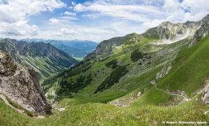 Natur pur beim Wanderfestival