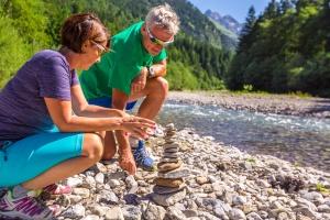 Den Sommer in den Oberstdorfer Bergen genießen