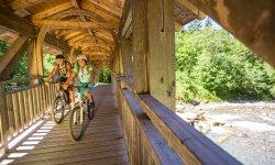 Eine Biketour durch Oberstdorf im Sommer genießen