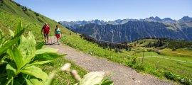 Wandertour auf dem Fellhorn
