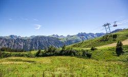 Das wunderschöne Fellhorn in den Allgäuer Alpen