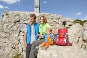 Familienausflug auf das Nebelhorn