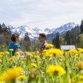 Frühlingsgefühle in Oberstdorf
