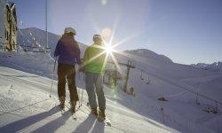 Sonnengenuss pur am Nebelhorn