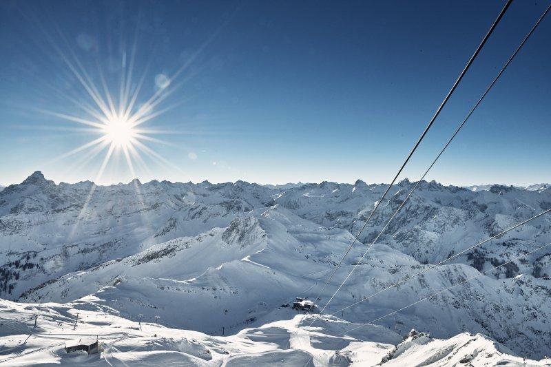 Skiurlaub in deutschlands gr tem skigebiet in oberstdor for Skiurlaub designhotel