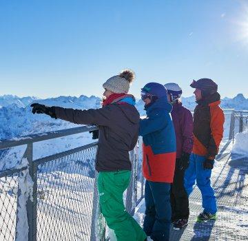 Nebelhorn Nordwandsteig Gruppe (1)