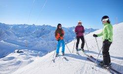 Ein Paradies für jeden Schneeliebhaber