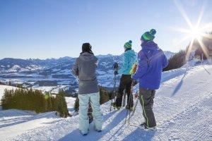 Gipfelspaß im Sonnenschein in den Allgäuer Alpen
