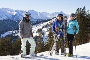 Snowboard oder Ski - auf was stehst du?!