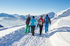 Winterwandern in der Allgäuer Bergwelt!