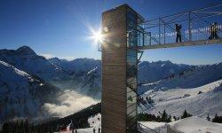 Aufzug am Walmendingerhorn