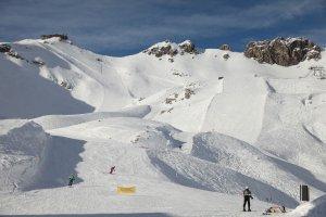 Pistengaudi auf dem Nebelhorn