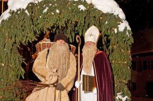 Der Nikolaus im Allgäu