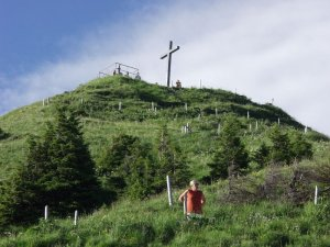 Walmendingerhorn Gipfel