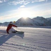WHB Skifahrerin
