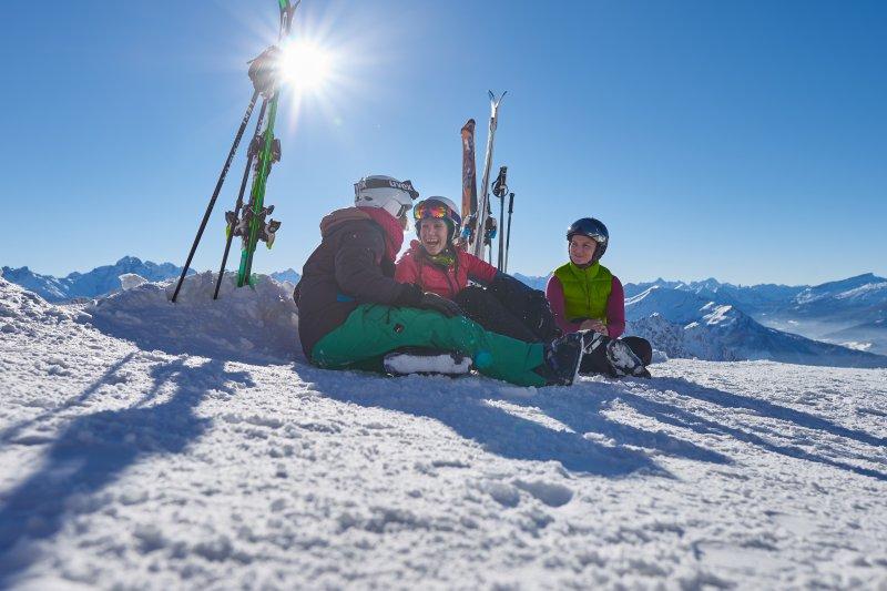 Kletterausrüstung Oberstdorf : Sommerurlaub winterurlaub in oberstdorf den allgäuer alpen