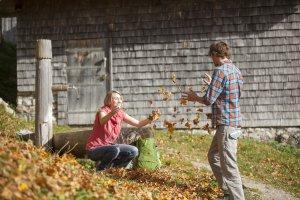 Gemeinsam die Farbenpracht des Allgäuer Herbstes genießen!