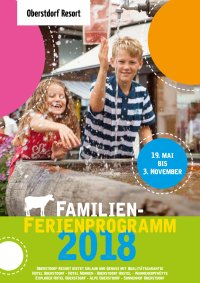Familien-Ferienprogramm 2018