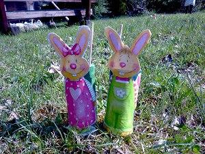 Ostermann und Osterfrau