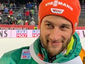 Markus Eisenbichler bei der 67. Vierschanzentournee