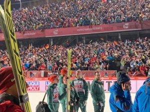 Audi-Arena Vierschanzentournee 2018