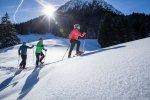 Schneeschuhwandern im Allgäu - was für ein unglaubliches Wintererlbebnis!