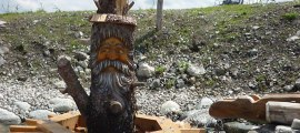 Die neue Attraktion: Burmiwasser