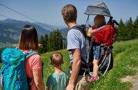 Familienwanderung im Allgäu