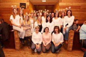 Das Team von Oberstdorf Event