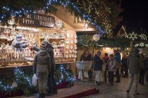Besinnliche Stimmung auf dem Hindelanger Weihnachtsmarkt