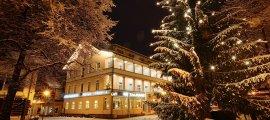 Weihnachten im Hotel Mohren