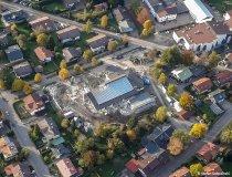Luftaufnahme der Oberstdorf Therme