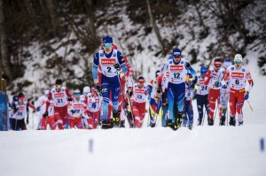 Langlaufweltcup Herren
