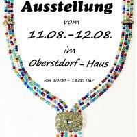 Schmuckausstellung 11.-12.08.