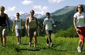 Nordic Walking am Moorweiher