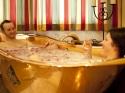 Entspannungsbad im Hotel Mohren