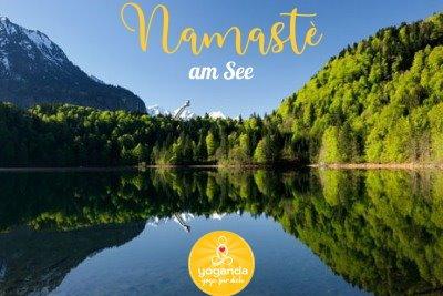 Namaste am See - Yoganda