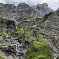 Wasserfälle im Traufbachtal