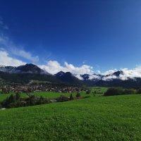 Panorama Oberstdorf