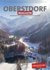 Oberstdorf Magazin 12/2020