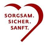 Icon sorgsam.sicher.sanft - JPG