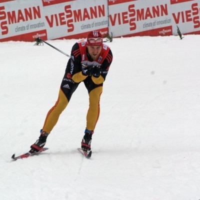 Tour de Ski - Abfahrt Axel Teichmann